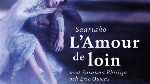 Bild för L'Amour de loin, 2016-12-10, Bräcke Folkets hus