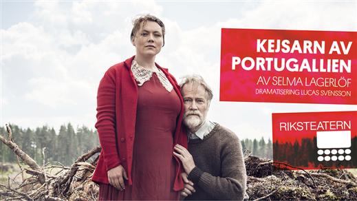 Bild för Kejsaren av Portugallien, 2018-03-27, Stadsteatern Västervik