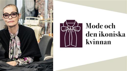 Bild för MODE OCH DEN IKONISKA KVINNAN, 2020-10-01, Caféscenen i Spira
