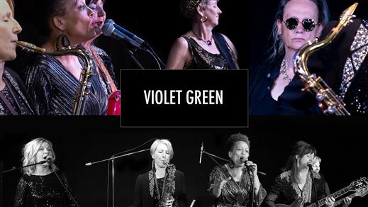 Bild för Violet Green, 2021-12-11, Hallsbergs Jazz- och Bluesklubb