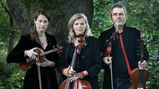 Bild för Konsert på Tonsalen - Krackel Kapell, 2019-11-15, Teater Sláva, Tonsalen
