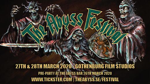 Bild för The Abyss Festival 2020, 2020-11-13, Gothenburg Film Studios