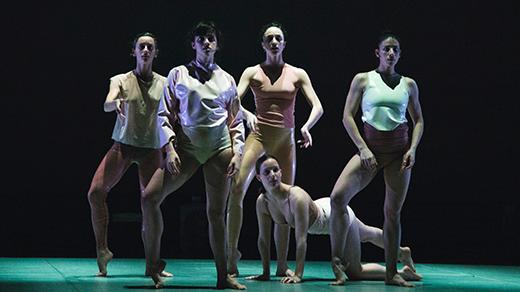 Bild för La piel vacía – samtida dans, 2020-02-21, UKK - Sal B - Sittande onumrerat