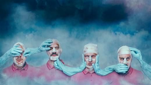 Bild för Klungan - Toppa jaget, 2020-10-15, Södra Teaterns Stora Scen
