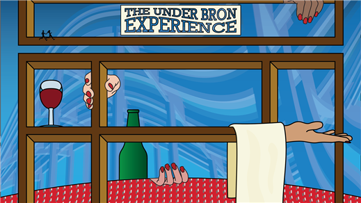 Bild för THE UNDER BRON EXPERIENCE 2.0, 2019-02-23, Under bron