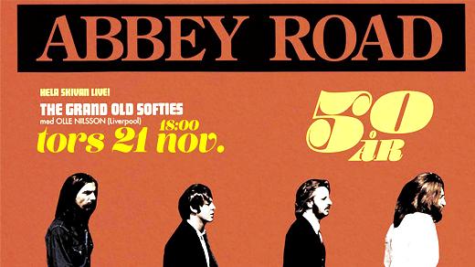 Bild för ABBEY ROAD 50 ÅR - LIVE, 2019-11-21, Eskilstuna Ölkultur