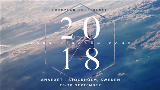 Bild för G12-Conference 2018 - Your kingdom come, 2018-09-28, Annexet