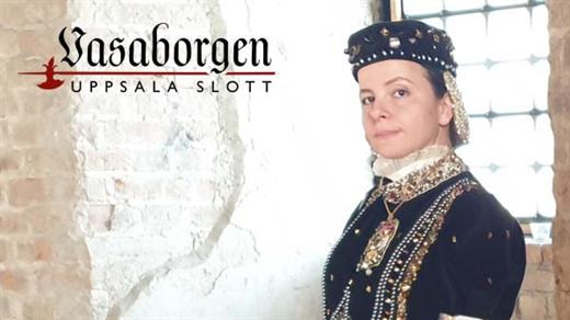 Bild för Katarina Jagellonica Historisk guidning, 2021-07-18, Vasaborgens Tornrum, Uppsala slott