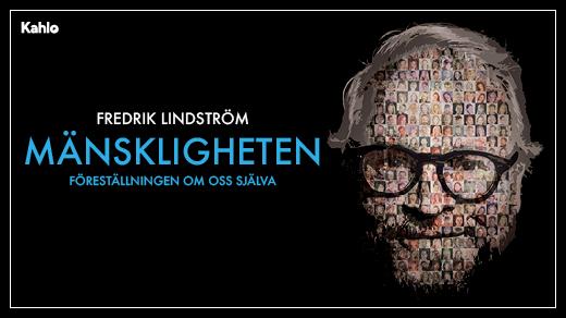Bild för Fredrik Lindström - Mänskligheten, 2020-03-21, Idun, Umeå Folkets Hus