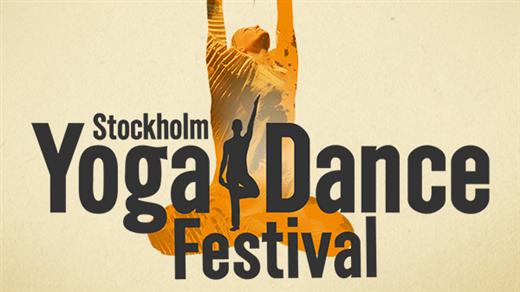 Bild för Stockholm Yoga & Dance Festival, 2017-11-03, Balletakademin YoDa festivalen