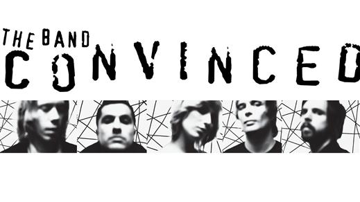 Bild för The Band Convinced - Live i Kristallbaren, 2019-12-07, Nöjesfabriken