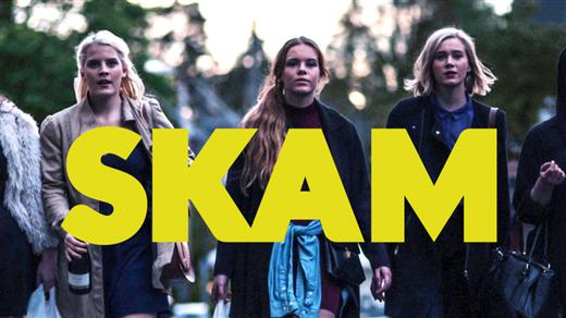 Bild för Skamfest 8 mars - En hyllning till tjejgänget, 2017-03-08, Moriska Paviljongen
