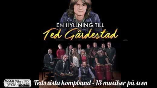 Bild för En hyllning till Ted Gärdestad, 2019-09-06, Nolaskolans Aula
