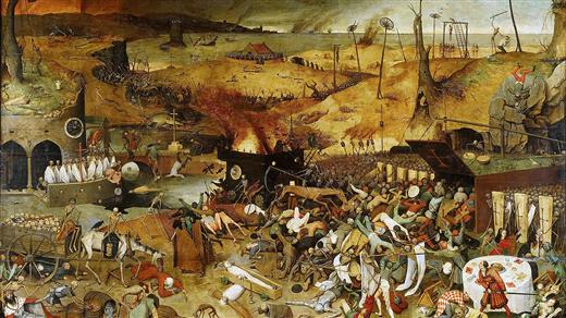 Bild för Samtal: Varför krigar människor?, 2018-10-23, Armémuseum