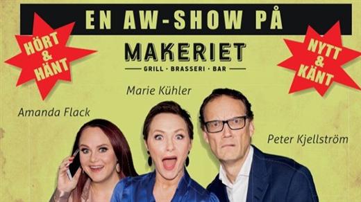 Bild för Gott för dagen AW show, 2020-10-16, Makeriet