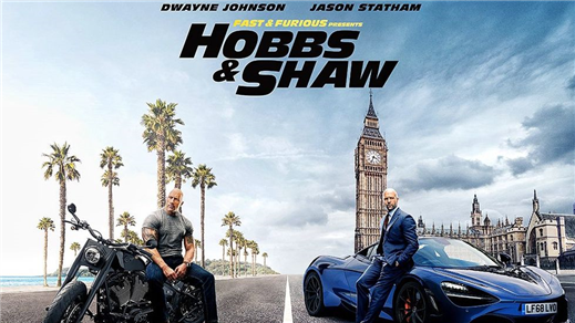 Bild för Fast & Furious: Hobbs & Shaw, 2019-08-14, Essegården