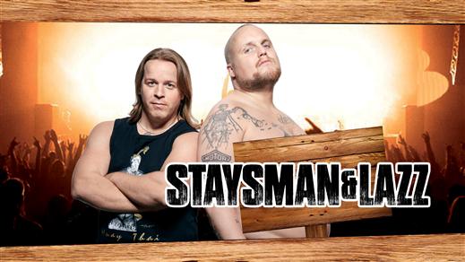 Bild för Staysman & Lazz, 2020-04-18, Halmstad Live