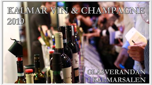 Bild för Kalmar Vin & Champagne 2019, 2019-10-26, Kalmarsalen