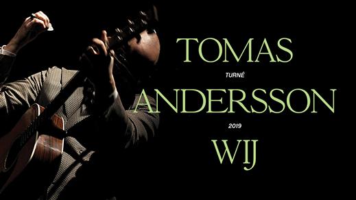 Bild för Tomas Andersson Wij, 2019-04-12, Södra Teaterns Stora Scen