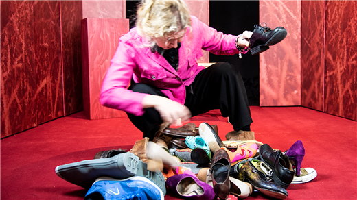 Bild för Kvinnor - en stört skön monolog., 2020-03-08, Ås Föreningshus