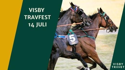 Bild för Visby Travfest, 2021-07-14, Visbytravet