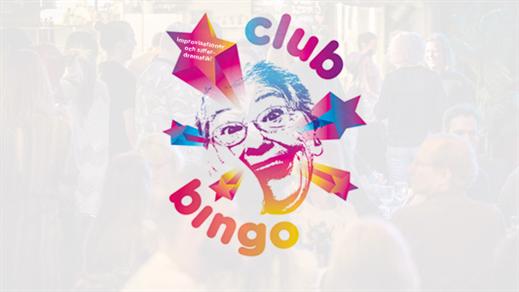 Bild för Club Bingo, 2018-10-26, Kvarterscenen 2lång