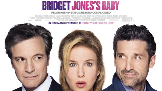 Bild för Bridget Jones Baby (Sal2  Kl.20:00, 2h 3min), 2016-10-23, Saga Salong 2