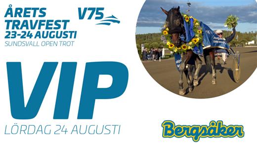 Bild för VIP Lördag 24 augusti, 2019-08-24, Bergsåker