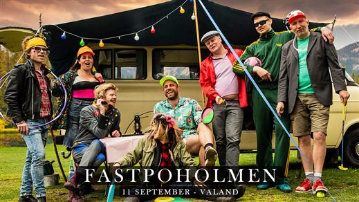 Bild för Fastpoholmen & Friends, 2021-04-16, Valand