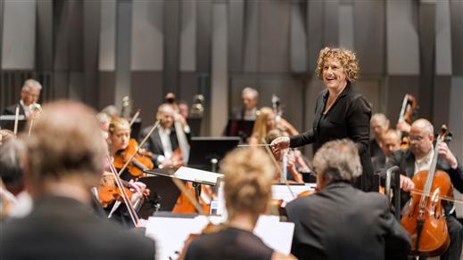Bild för Uppsala Kammarorkester - Beamish och Beethoven, 2021-09-02, UKK - Stora salen | Musik i Uppland
