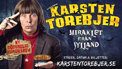 Bild för Karsten Torebjer - Miraklet från Jylland SLUTSÅLT, 2018-03-17, Draken