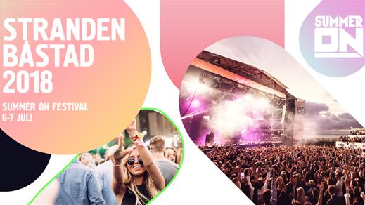 Bild för Summer On Festival 2018, 2018-07-06, Stranden