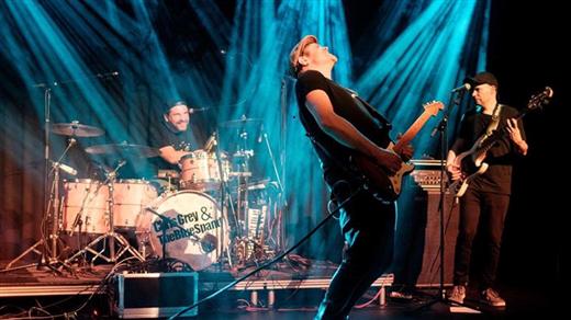 Bild för Chris Grey & The BlueSpand (Live i Vardagsrummet), 2018-09-06, Folkets Hus Uddevalla Vardagsrummet