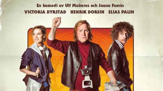 Bild för Flykten till framtiden -DAGBIO, 2016-11-21, Bräcke Folkets hus
