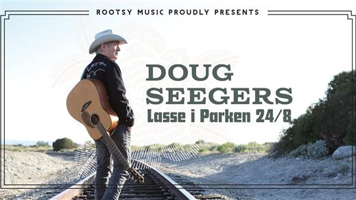 Bild för Doug Seegers (US), 2019-08-24, Lasse i Parken