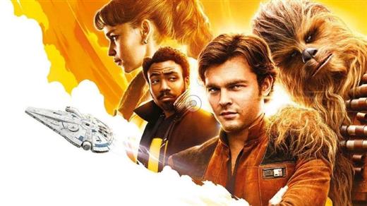 Bild för Solo: A Star Wars Story (15år), 2018-06-06, Metropolbiografen