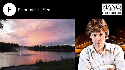 Bild för Pianoafton med Martin Sturfält, 2019-03-03, Församlingshemmet