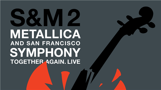 Bild för Metallica & San Francisco Symphony: S&M², 2019-10-09, Bräcke Folkets hus