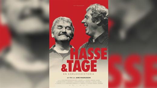 Bild för Hasse & Tage - En kärlekshistoria (Sv. txt), 2019-10-11, Järpenbion