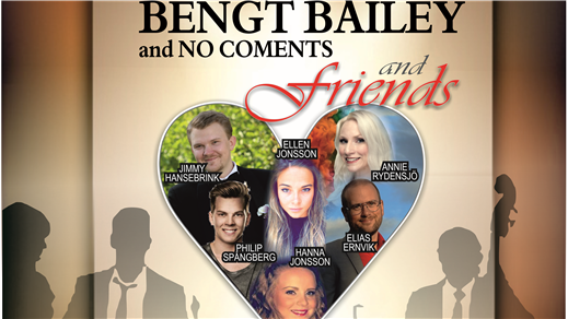 Bild för Bengt Bailey  and friends, 2016-09-24, ROYAL-biografen