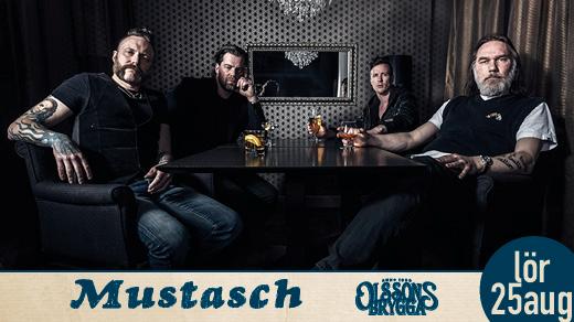Bild för Mustasch, 2018-08-25, Olssons Brygga