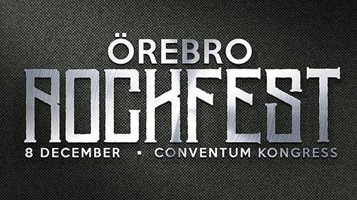 Bild för Örebro Rockfest 2018, 2018-12-08, Conventum Kongress