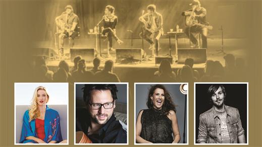Bild för CMA Songwriter Series på Nalen, 2018-10-08, Nalen Stora Salen