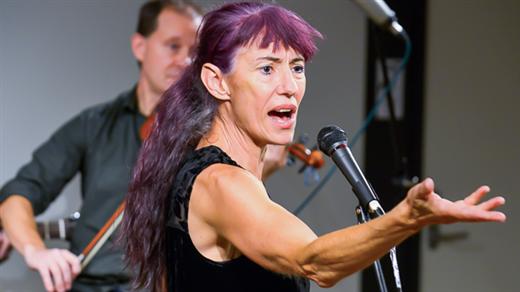 Bild för 180415 Marie-Chantal & Swing Club, 2018-04-15, Stallet - Världens Musik