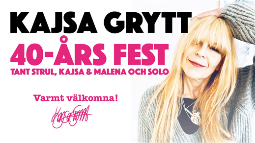 Bild för Kajsa Grytt, 2019-12-14, Folk Å Rock