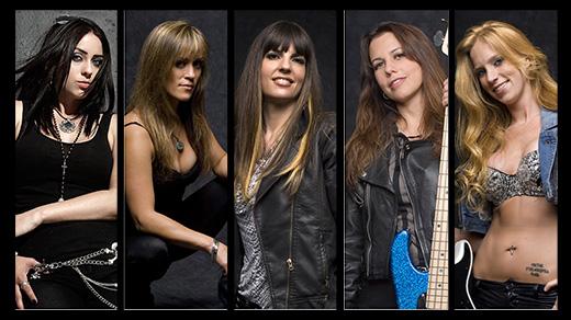 Bild för The Iron Maidens | Uppsala, 2019-04-13, Katalin Uppsala