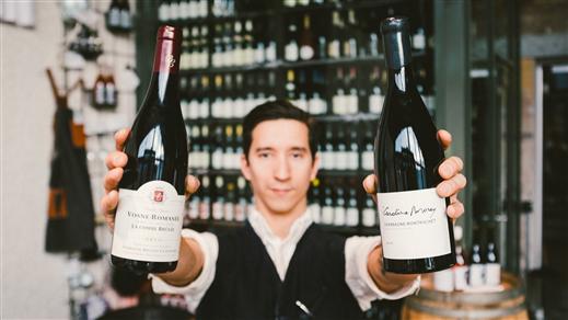 Bild för Röd Bourgogne – Village till Grand Cru, 2019-02-27, Wine Mechanics