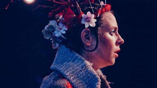 Bild för Folkmusikens Queen B, 2019-03-02, Folkteatern i Gävleborg