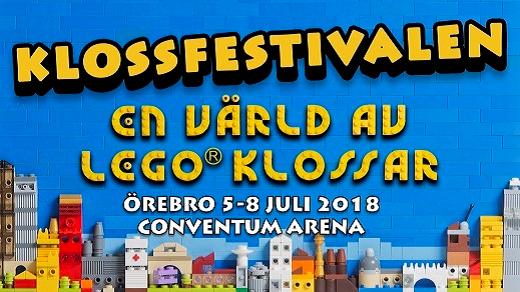 Bild för Klossfestivalen 2018, 2018-07-05, Conventum Arena