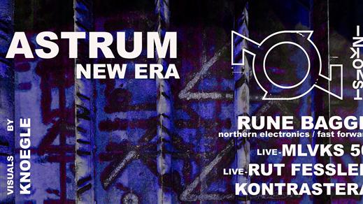 Bild för Astrum - New Era, 2019-01-12, Inkonst